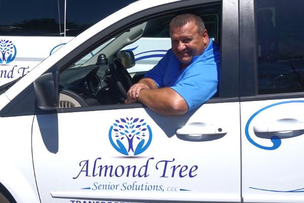Almond Tree provides non emergency transportation